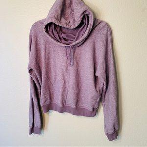 👾Nike Purple Hoodie Pullover Sweater